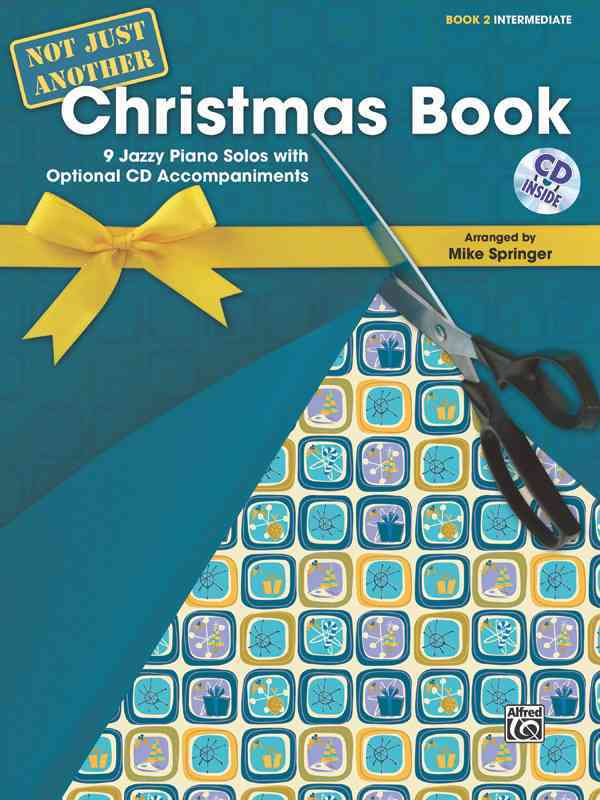 Not Just Another Christmas Book By Springer, Mike (ADP)